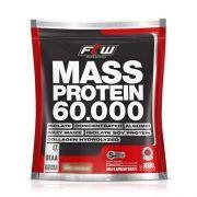 Mass Protein 60.000 Chocolate Refil 3Kg FTW