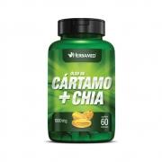 Óleo De Cártamo + Chia 60 Caps 1000Mg Herbamed