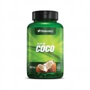 Óleo De Coco 60 Cápsulas 1000Mg Herbamed