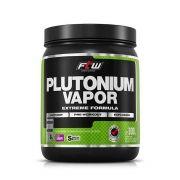 Plutonium Vapor Extreme Maltodextrina Cafeína Waxy Termogênico 300g FTW