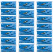 Toalha Mágica Azul Ziplock 75x20cm Kitc/20 Absorvente Fixxar