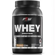 Whey Protein 60% Concentrado Chocolate 900g FTW