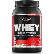 Whey Protein Blend Baunilha 900g FTW