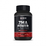 Zma Power 120 Cápsulas 600Mg Herbamed