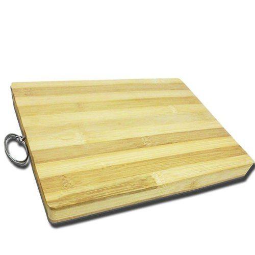 Tábua De Corte De Bambu Para Carnes  Legumes Tamanho 28x18