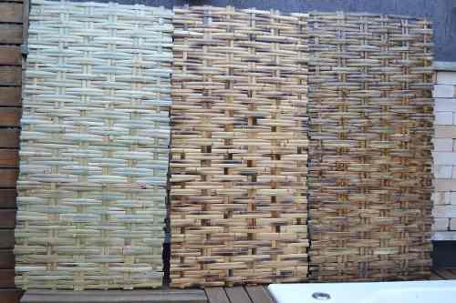 10m2 De Esteira De Bambu Forro, Pergolado, Frete Grátis