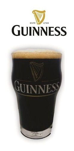 Lindo Copo Cerveja Guinness Pint 473ml - Stout