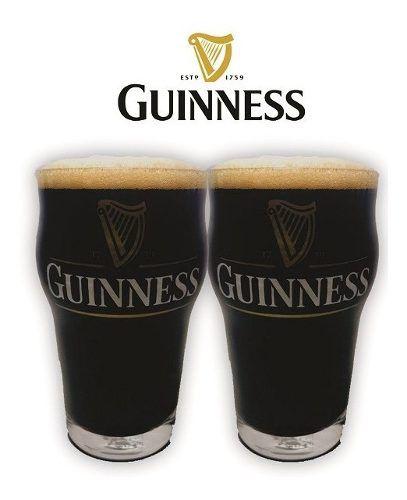 02 Lindos Copos Cerveja Guinness Pint 473ml - Stout