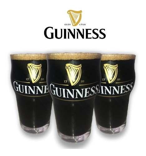 03 Copos Cerveja Guinness Pint 473ml - Stout
