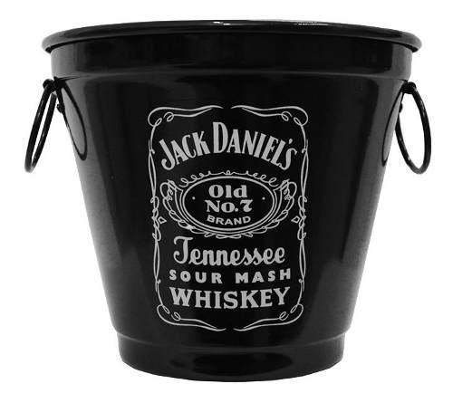 Balde De Gelo 2l Jack Daniel`s Whisky Somente O Balde