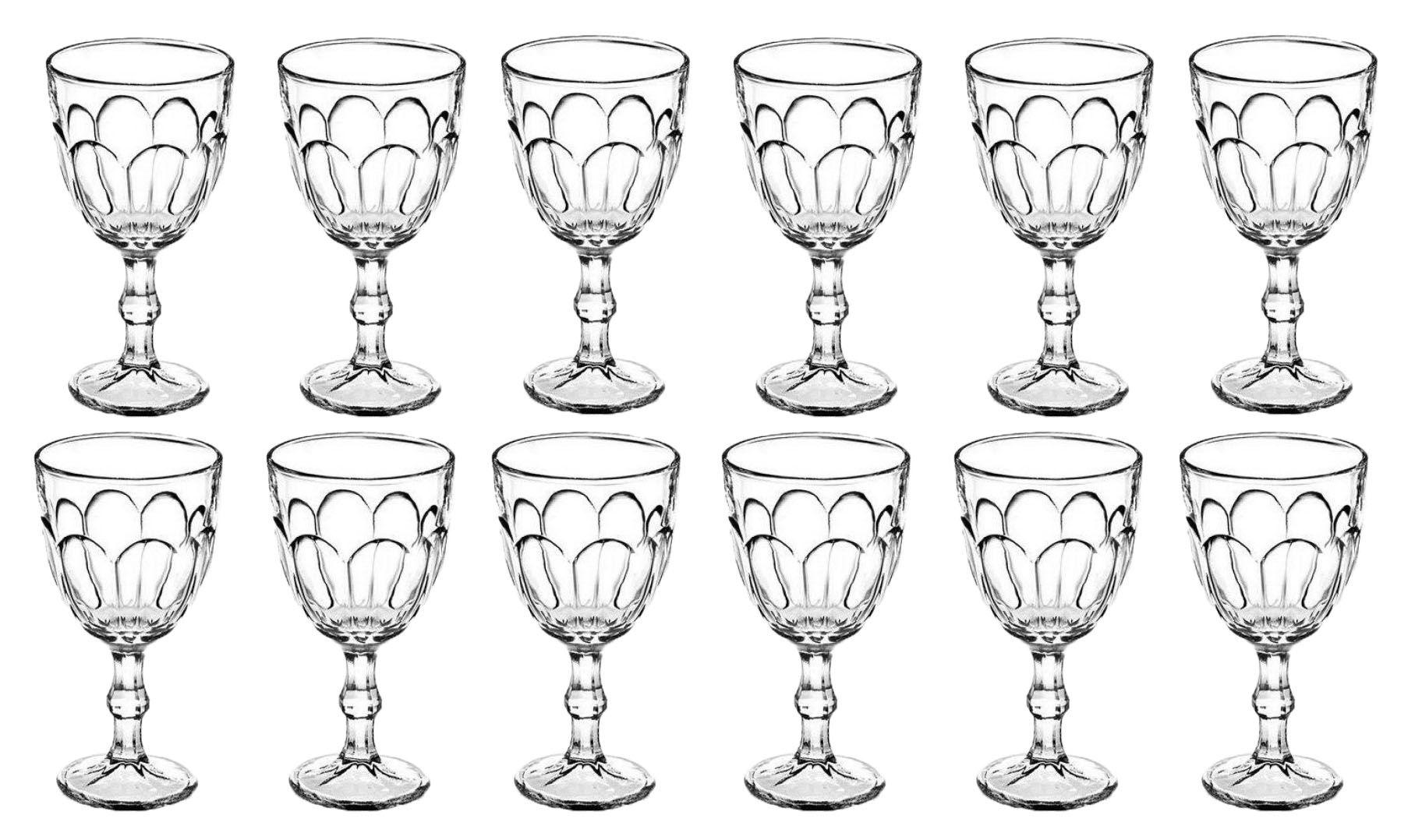 Conjunto 12 Taças de Água Casual 310 ml