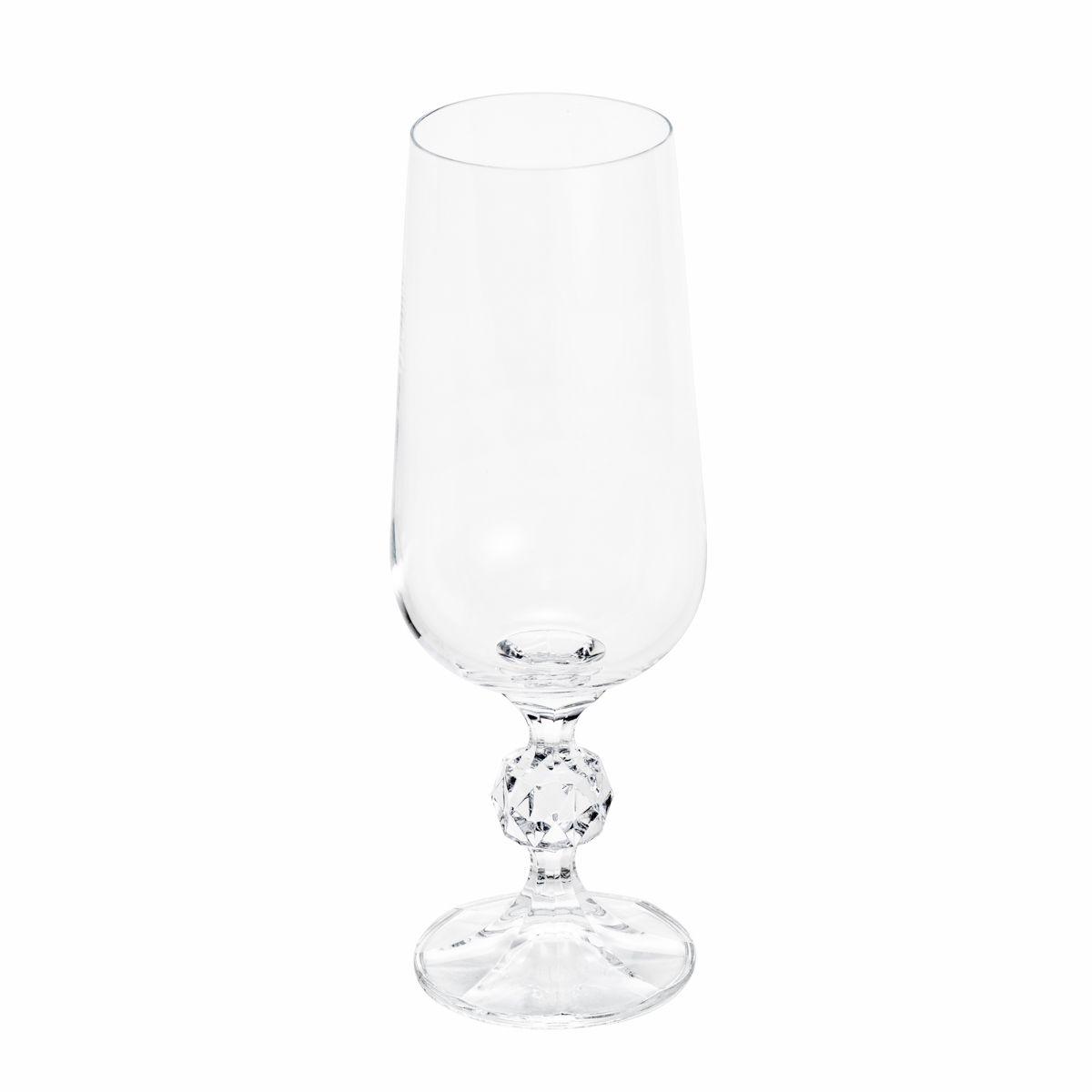 Conjunto 6 Taças para Cerveja Cristal Bohemia 280 ml