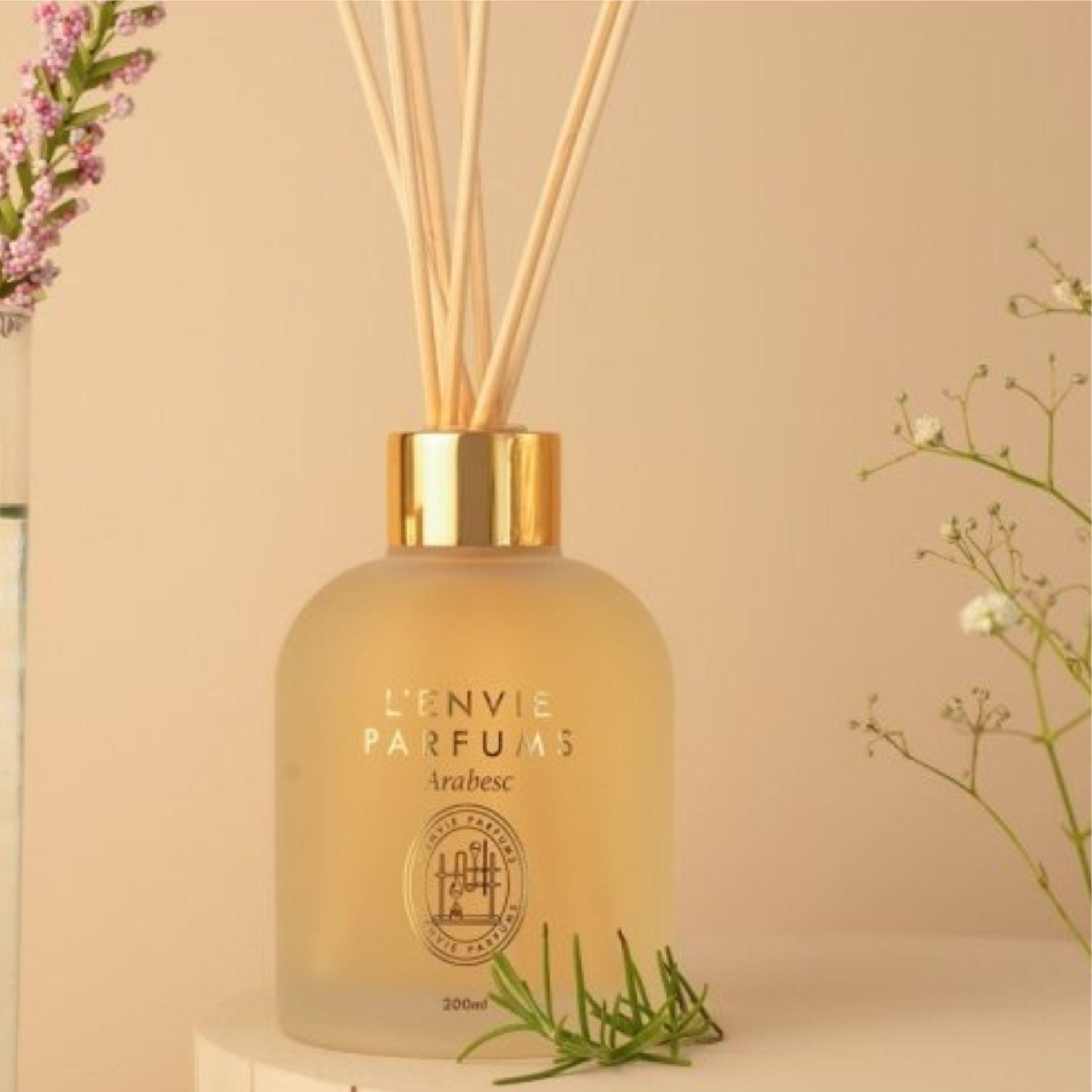 Difusor de Ambiente Exala Perfume L'Envie 200ml Magnólia Pacífica