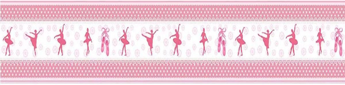 b34900538 Adesivo de Parede Faixa Decorativa Para Quarto Infantil Bailarina - Decore  Fácil Shop