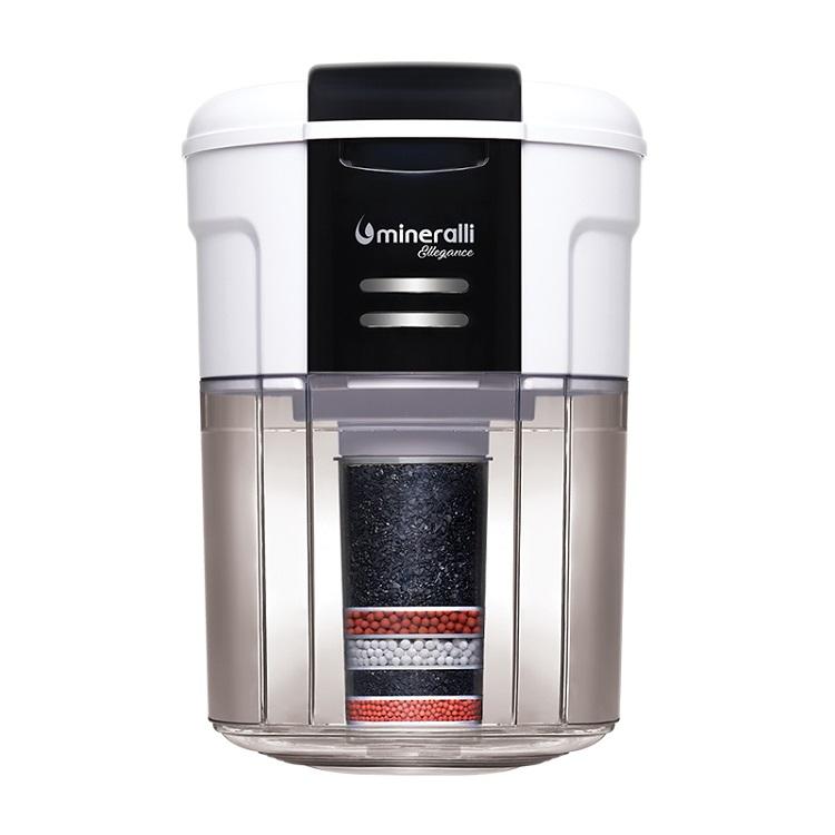 Filtro de Água Mineralizador Mineralli Ellegance para Bebedouros 15L