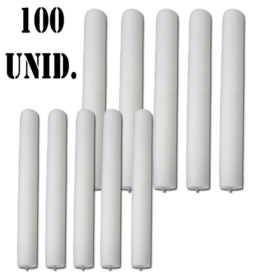 Kit c/ 100 Tubos Bastão De Led Para festas