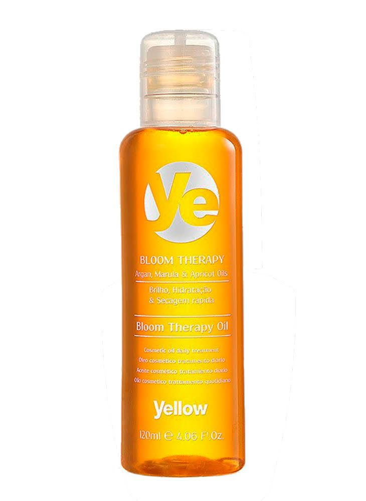 Óleo Capilar Yellow Bloom Therapy Oil 120ml