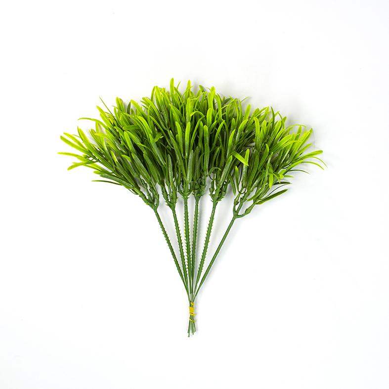 Pick Alecrim Planta Artificial Permanente  22cm