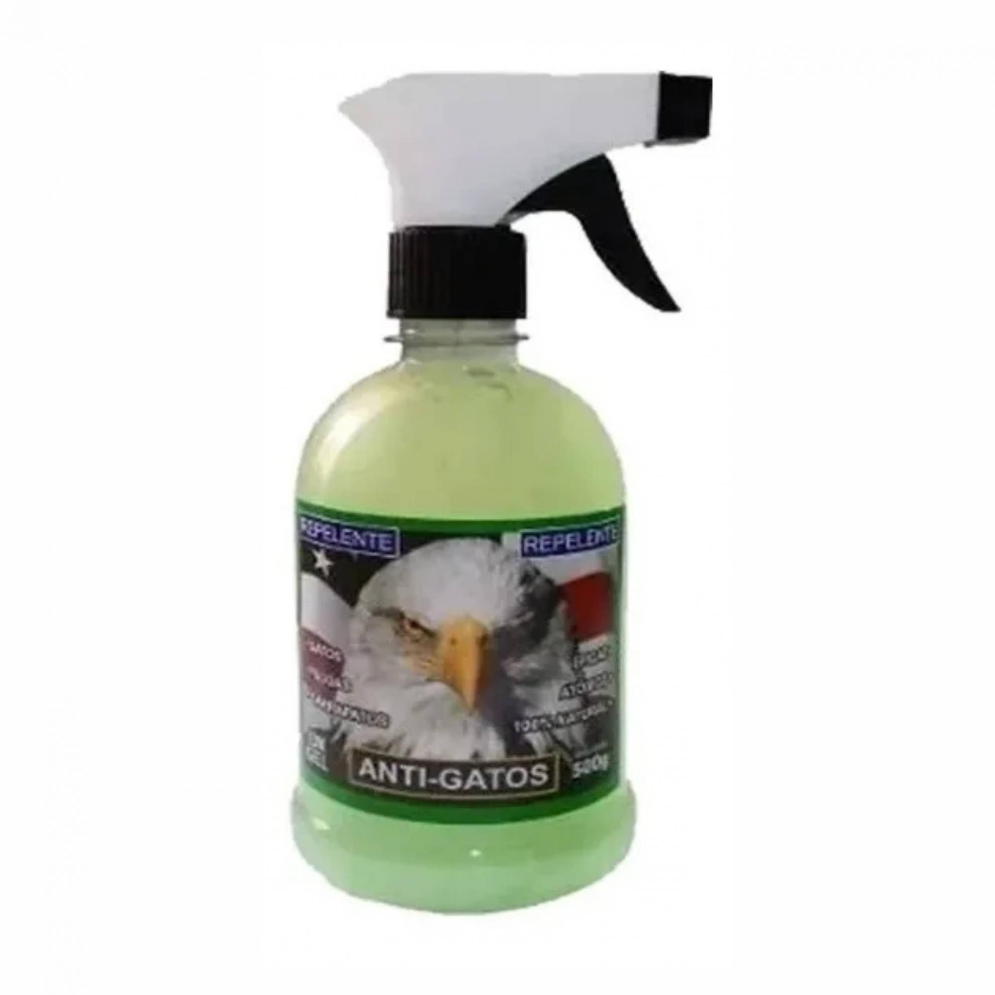 Repelente Sanitário Afasta Gatos 500g (Arranha Sofá)