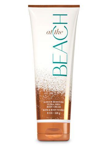 Body Cream - At The Beach