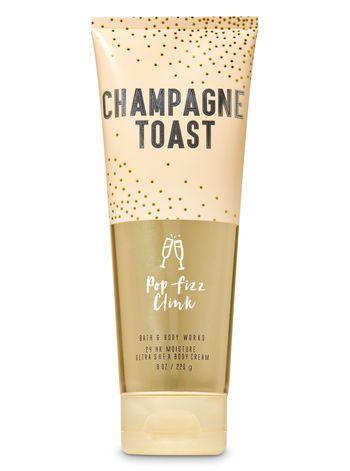 Body Cream - Champagne Toast
