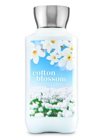 Body Lotion - Cotton Blossom