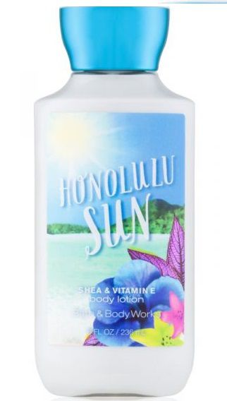 Body Lotion - Honolulu Sun