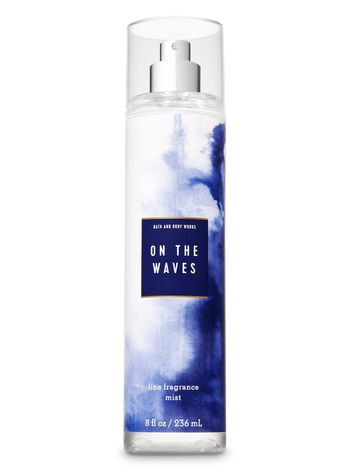 Body Spray - On The Waves