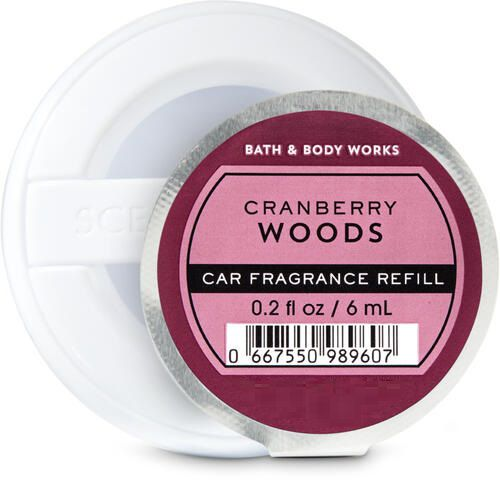 Refil SCENTPORTABLE - Cranberry Woods