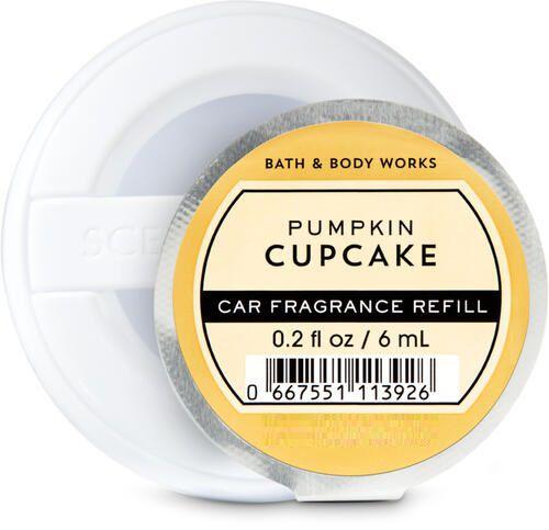 Refil SCENTPORTABLE - Pumpkin Cupcake