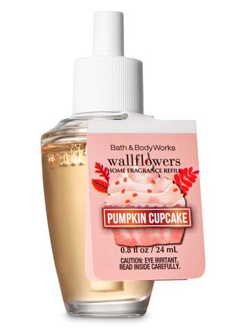 Refil Wallflowers - Pumpkin Cupcake