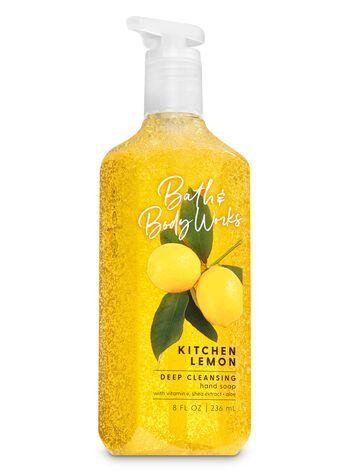 Sabonete Deep Cleasing - Kitchen Lemon