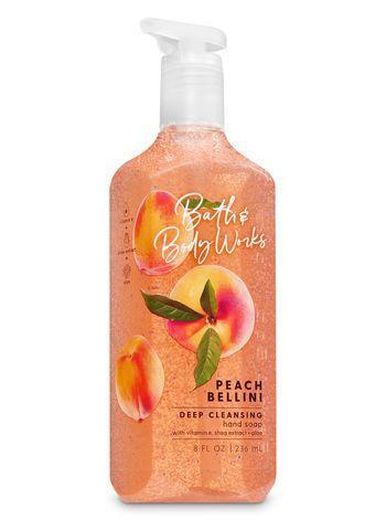 Sabonete Deep Cleasing - Peach Bellini