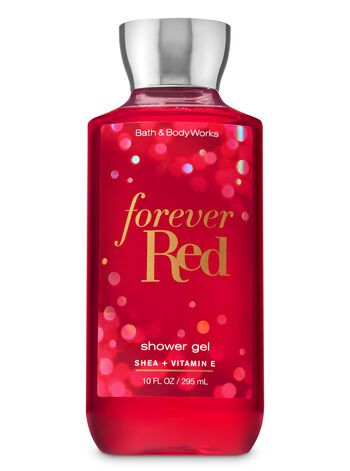 Shower Gel - Forever Red