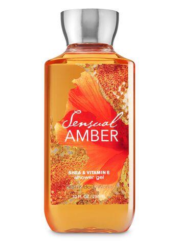 Shower Gel - Sensual Amber