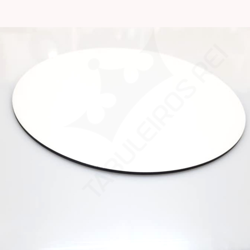 Cake board em MDF  de 25 cm - 3 mm - TABULEIROS REI