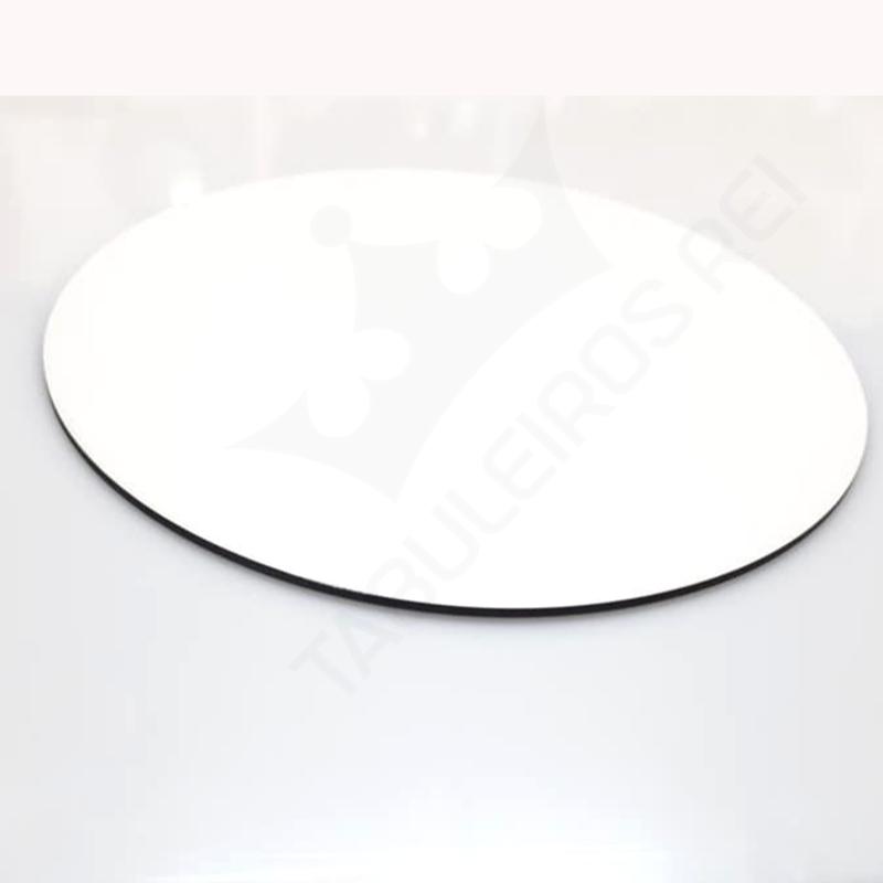Cake board em MDF  de 30 cm - 3 mm - TABULEIROS REI