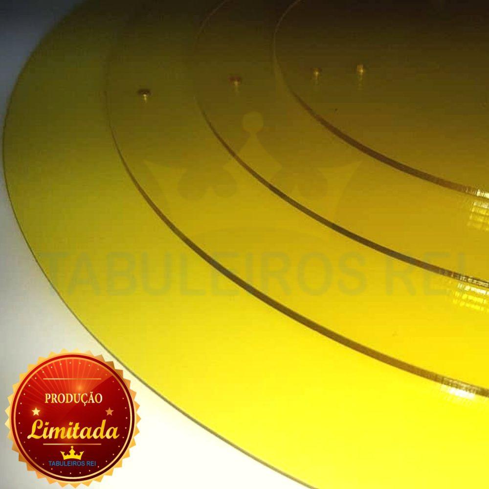 Kit 4 discos de acrílico + Kit alisador para canto super reto