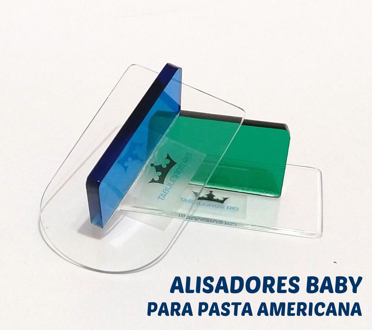 Kit Alisador Baby para quinar bolo em acrílico