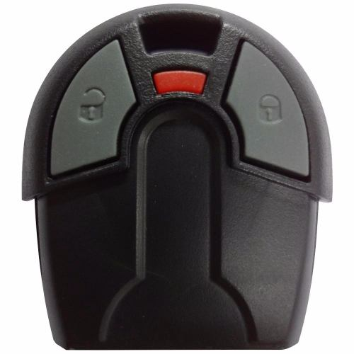 Carcaça Controle Fiat Para Alarmes Pósitron Uno Palio Siena