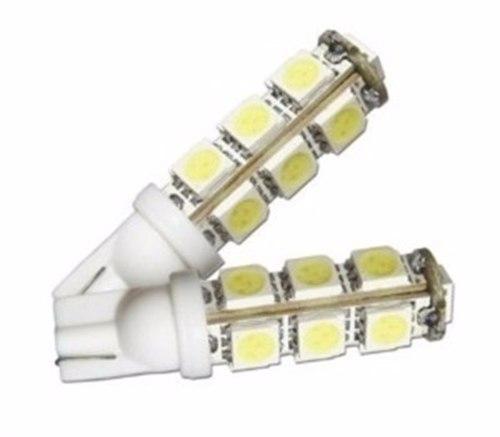 Lampada T10 Pingo Pingão 13 Leds 5050 Branco W5w