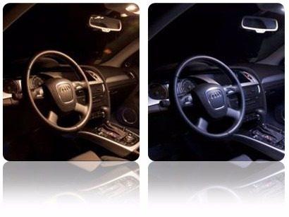 Kit Lâmpadas Leds Honda New Civic Ré Placa Interna Farolete