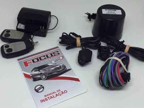 Kit Alarme Automotivo Carro Marca Focus  Função Pânico