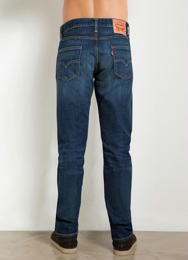 Calça Jeans Levis 505 Original Masculina Tradicional