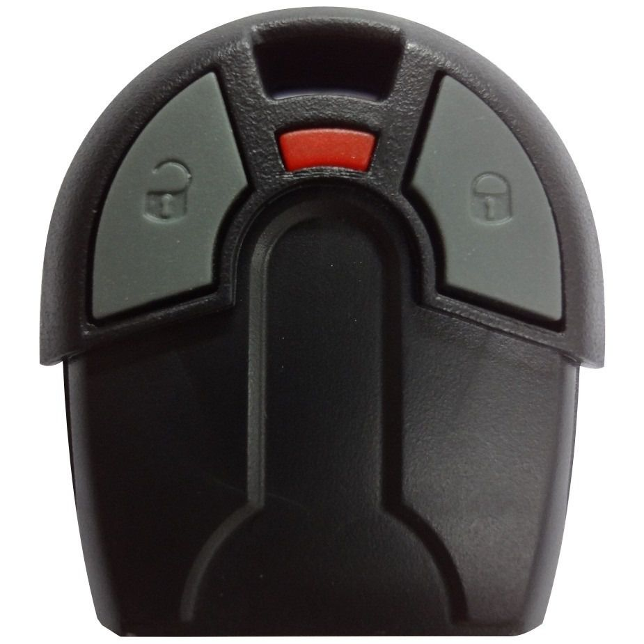 Capa Carcaca Controle Cabeça Fiat Para Alarme Positron 300