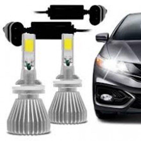 Kit Par Xenon Lampada H7 6000k Reator Farol E Milha Neblina