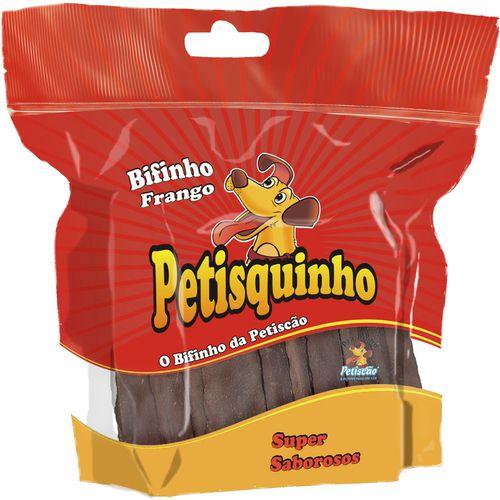 Snack Petisquinho Para Cães Bifinho