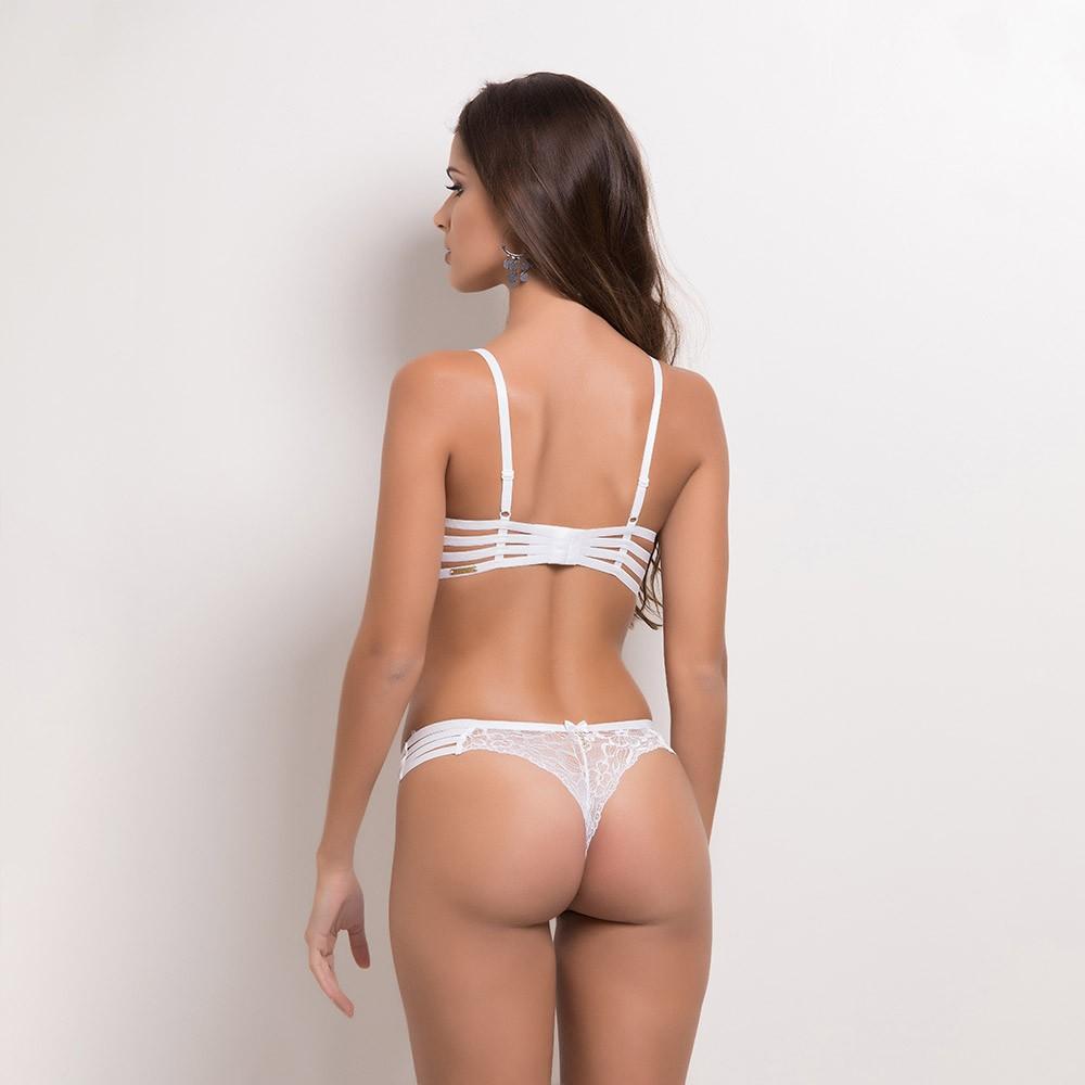 Conjunto lingerie com bojo 1097