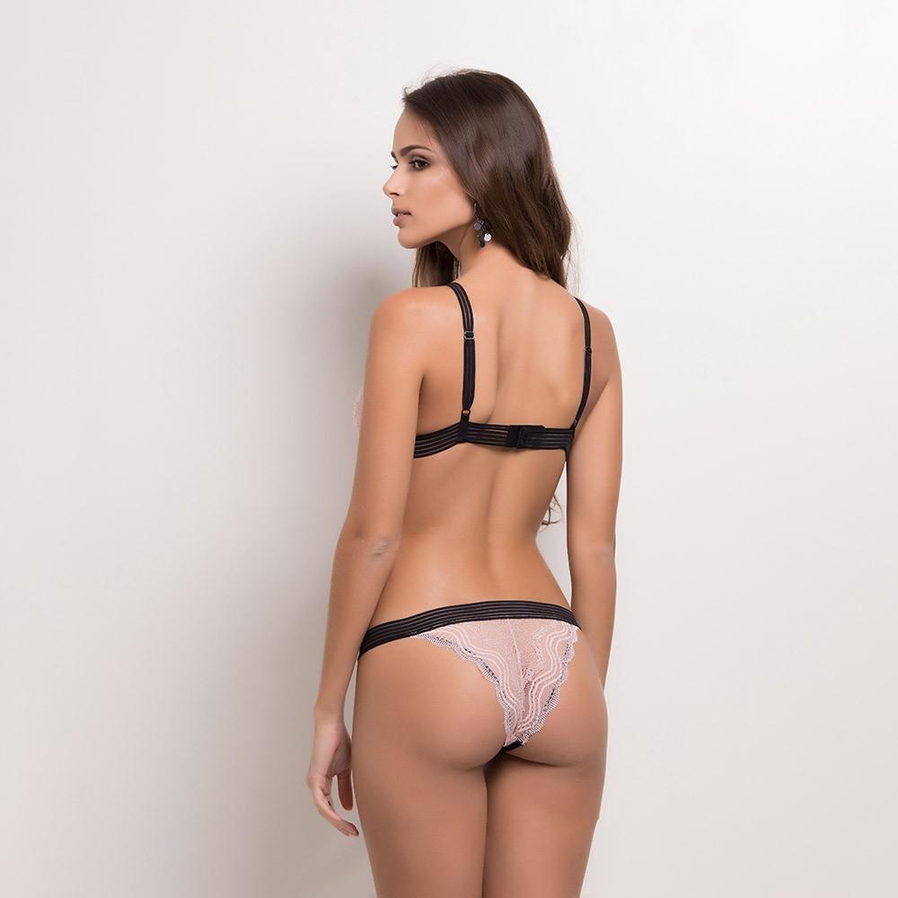 Conjunto lingerie sem bojo 1103