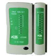 CT310 - Testador de cabo de Rede Identificador de curto circuito